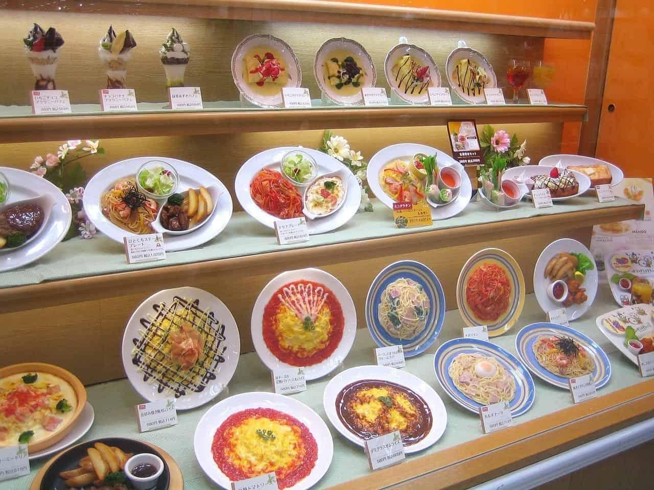 fake food tokyo