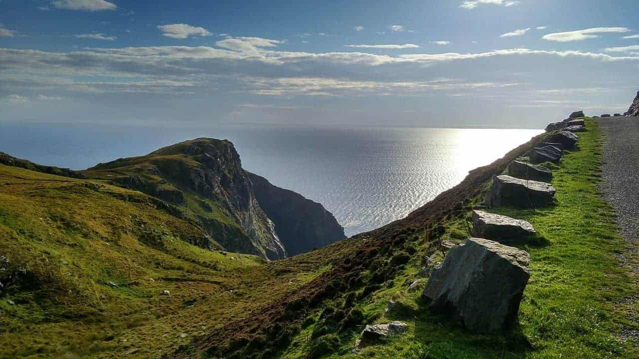 mountain of Ireland