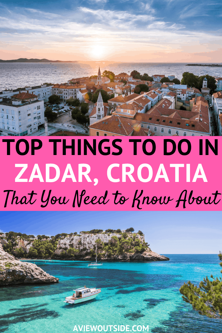 things to do in Zadar, Croatia