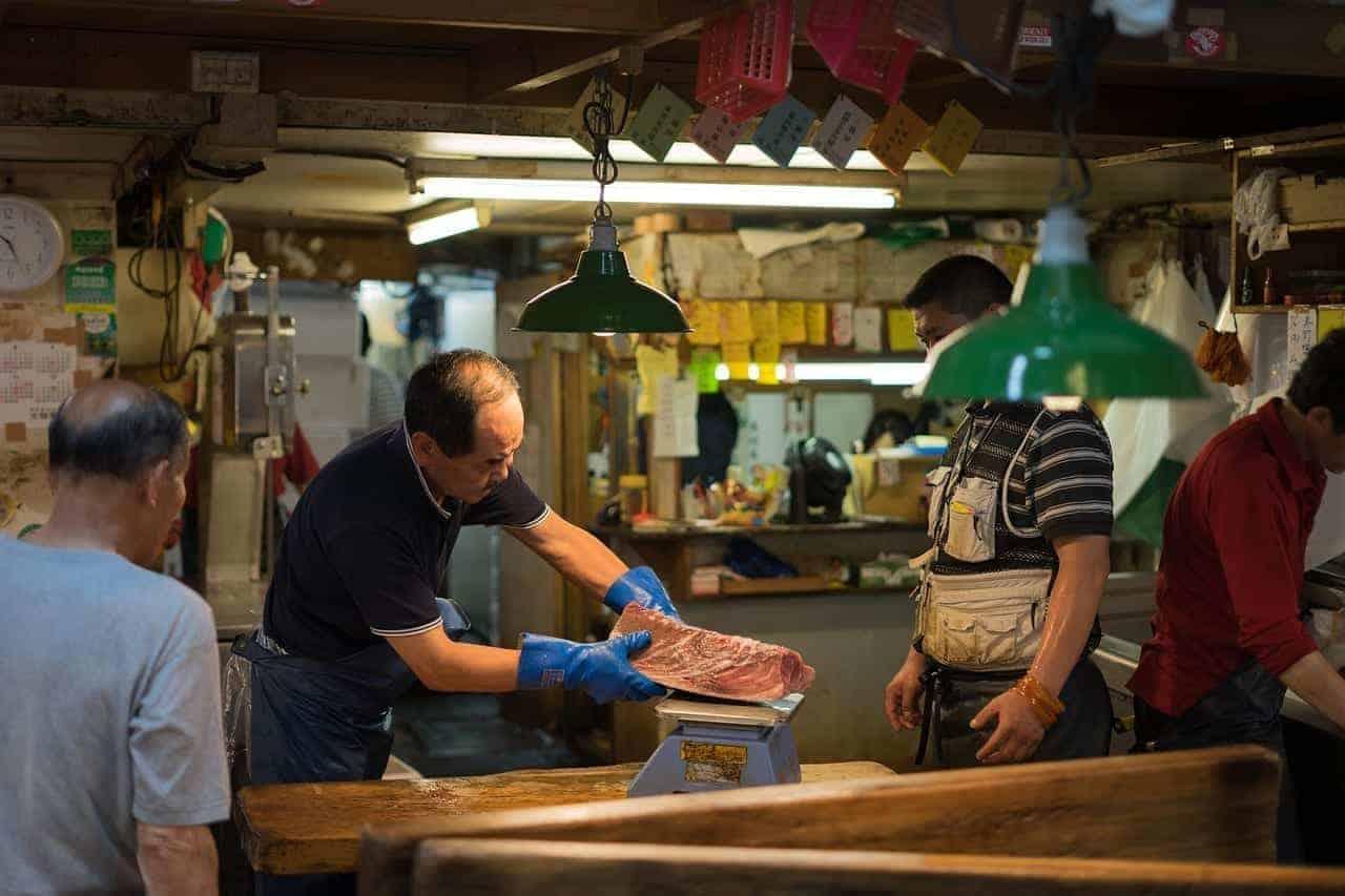Tokyo fish market tokyo bucket list