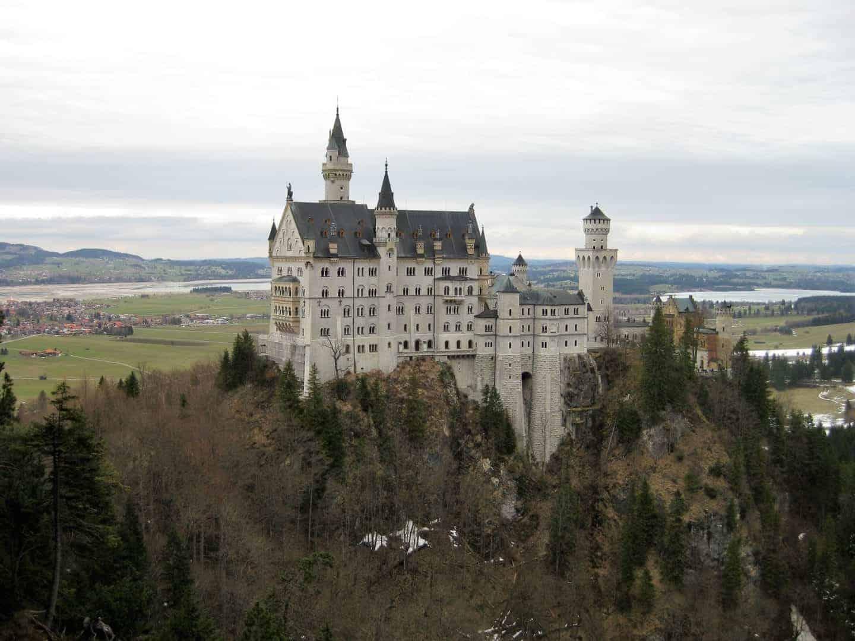 Neuschwanstein Castle Europe Bucket List