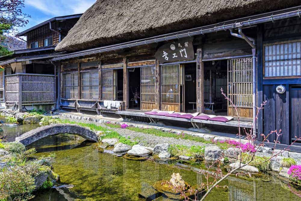 Minshuku Shirakawa-go Japan