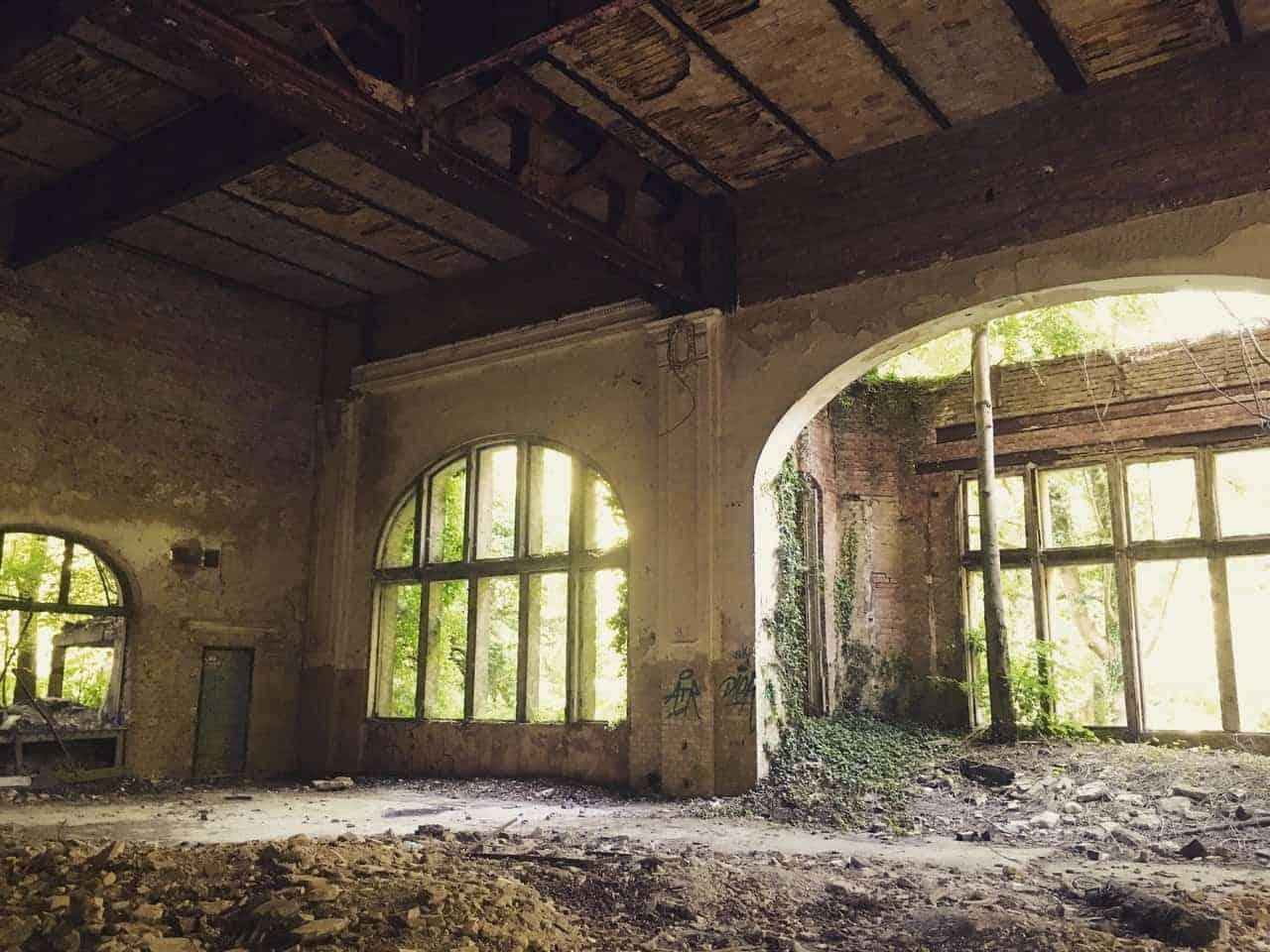 Beelitz Sanatorium europe bucket list