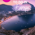 epic things to do in Europe