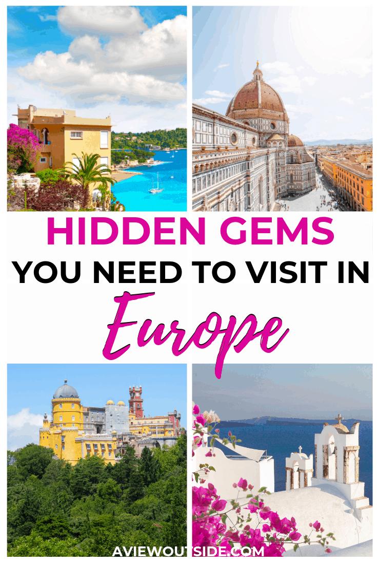 Hidden Gems in Europe