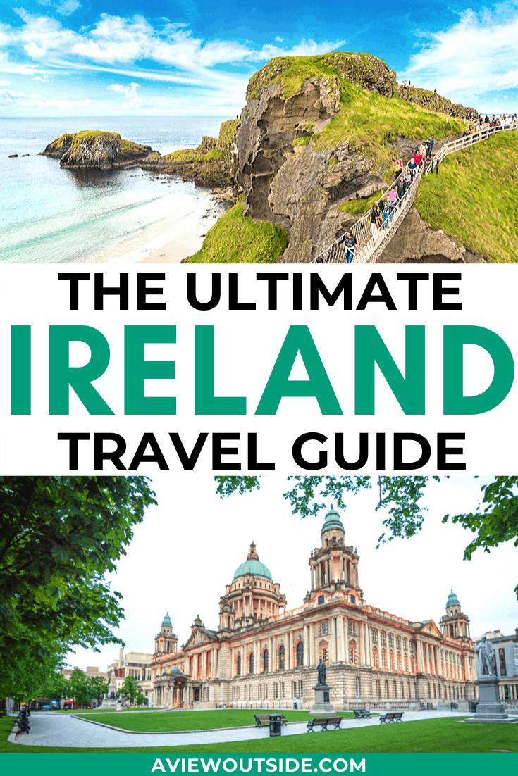First time Guide to Ireland