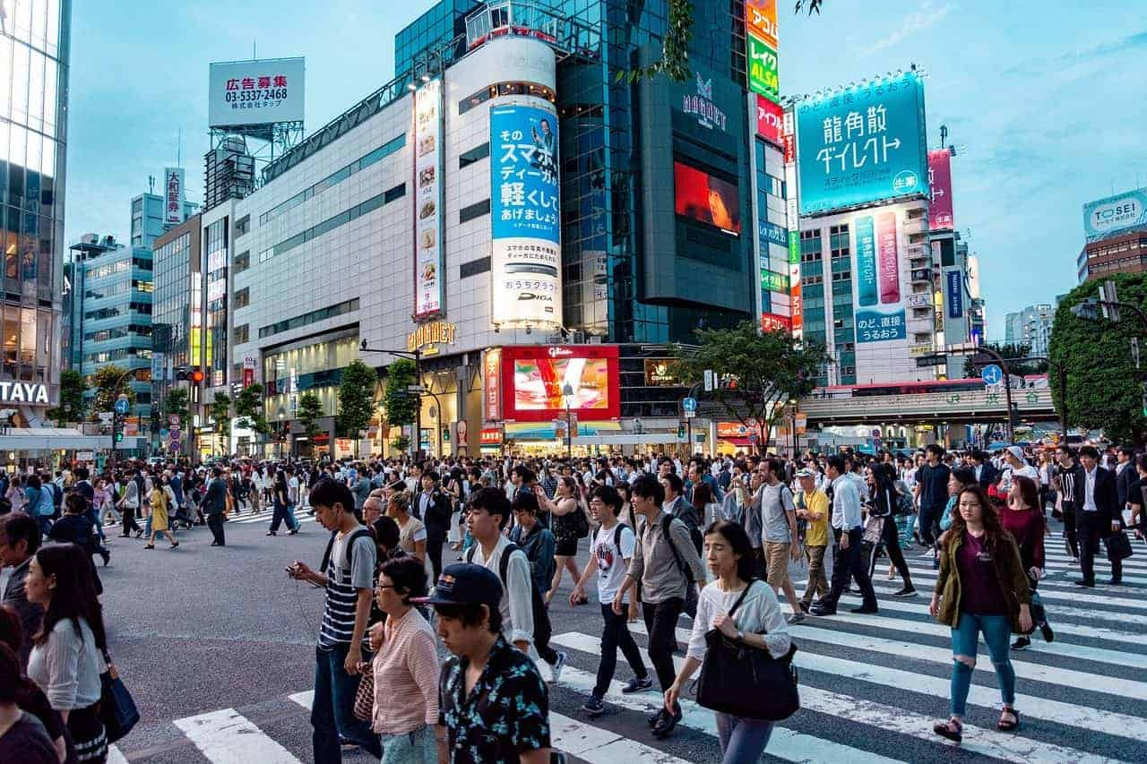 4 days in Tokyo