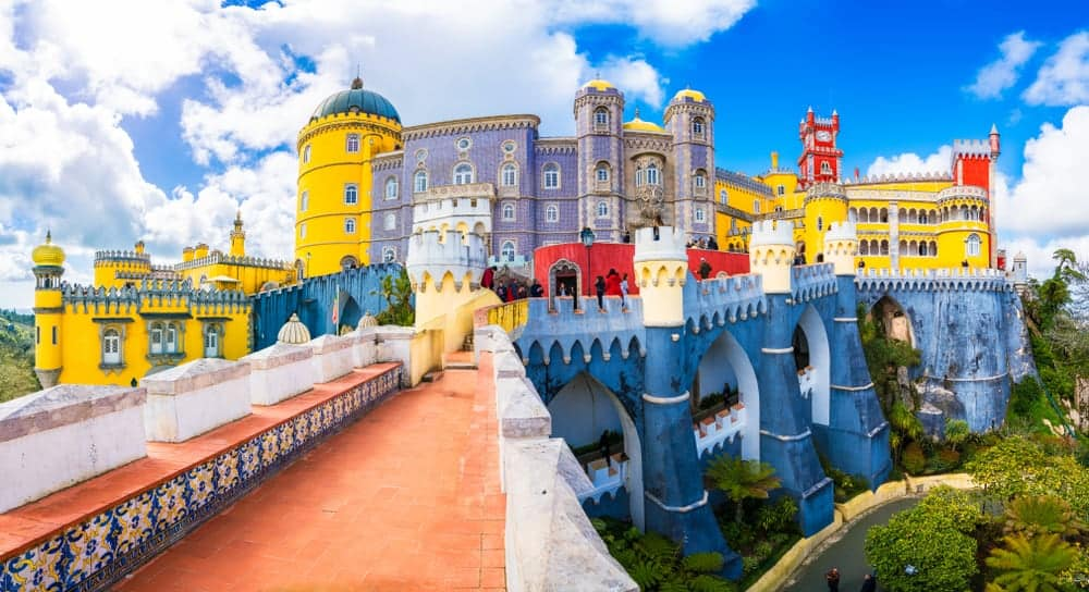 Sintra Portugal European Bucket List