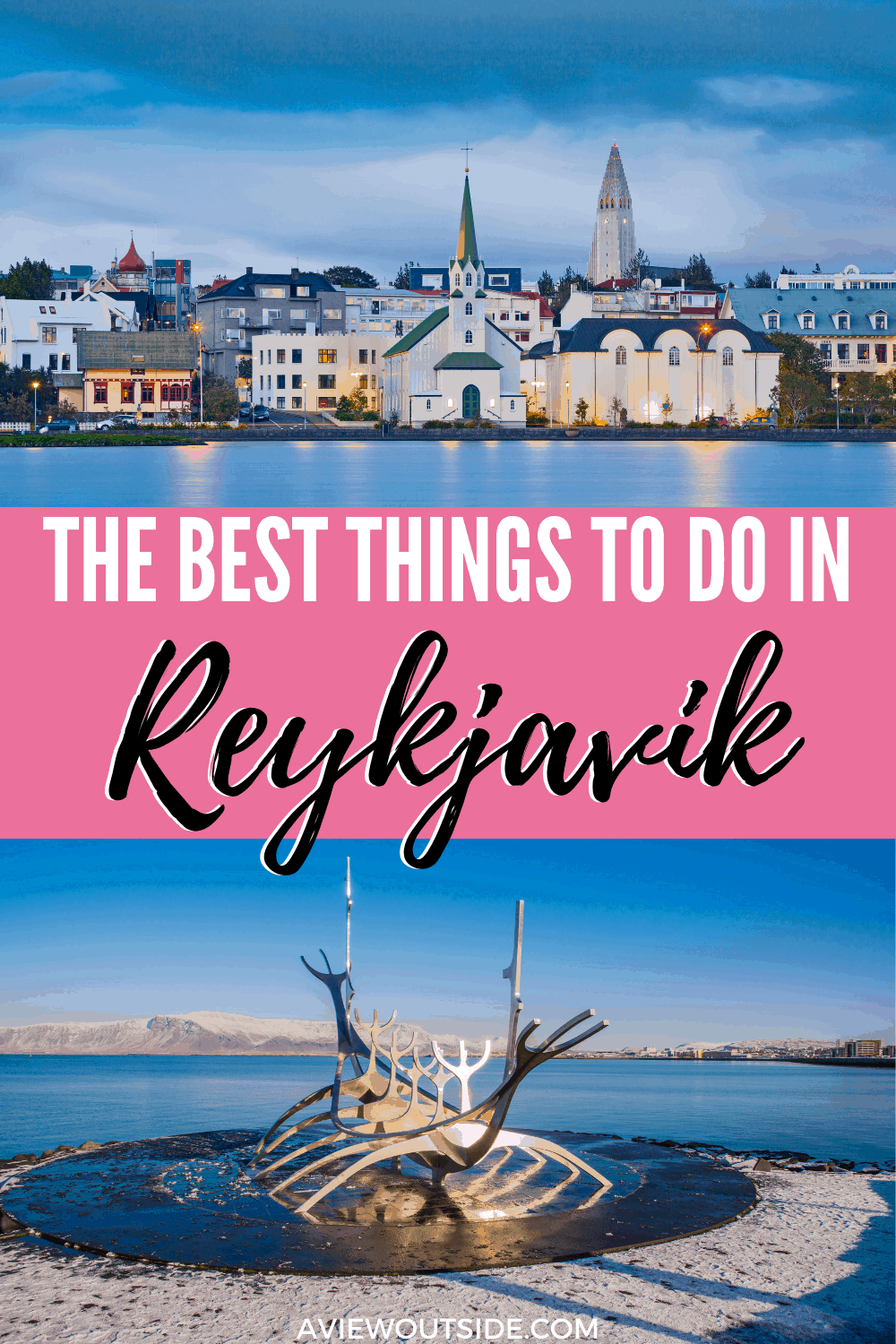 The Best Things to do in Reykjavik