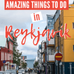 1 day in reykjavik itinerary