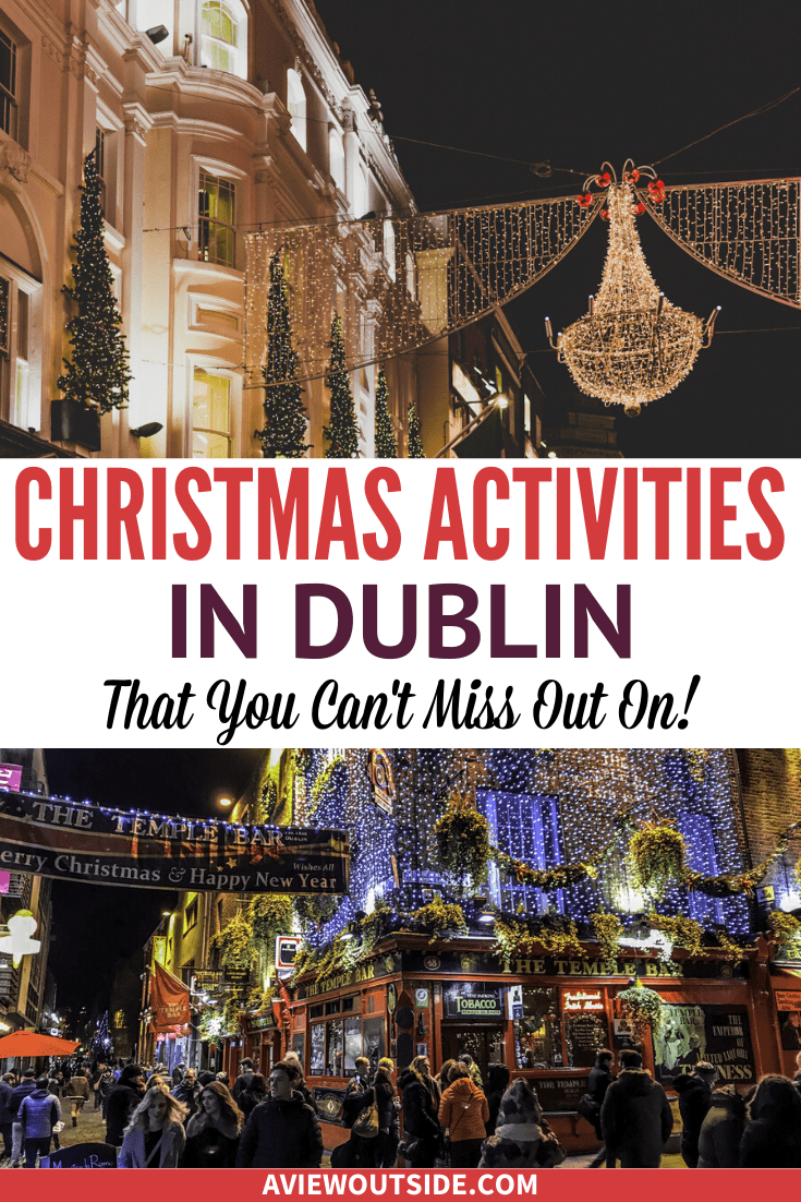 Things to do in Dublin in December