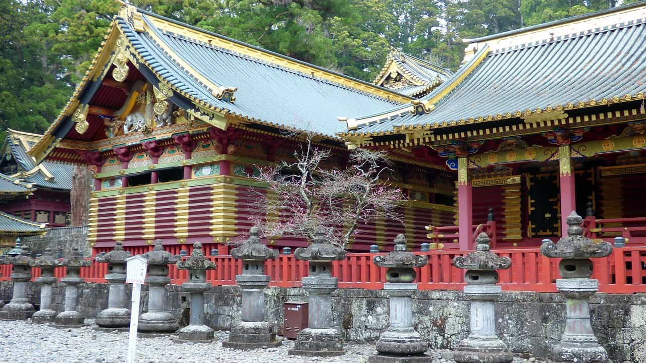 Toshogu Shrine, Japan