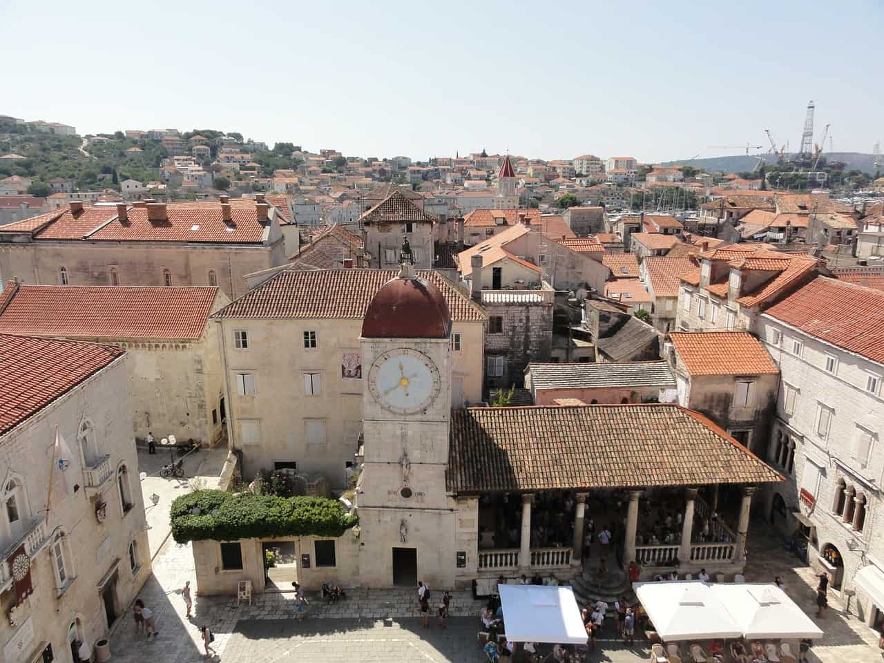 Trogir, Croatia - day trips from Zadar