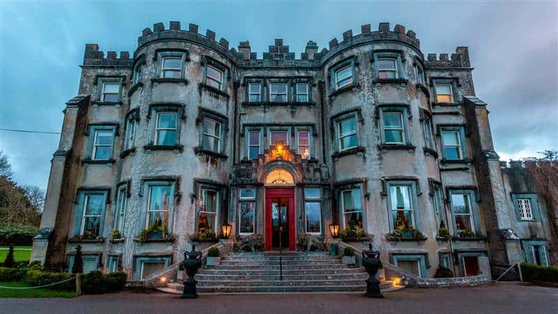 Ballyseede Castle Hotel, Tralee, Co. Kerry, Ireland