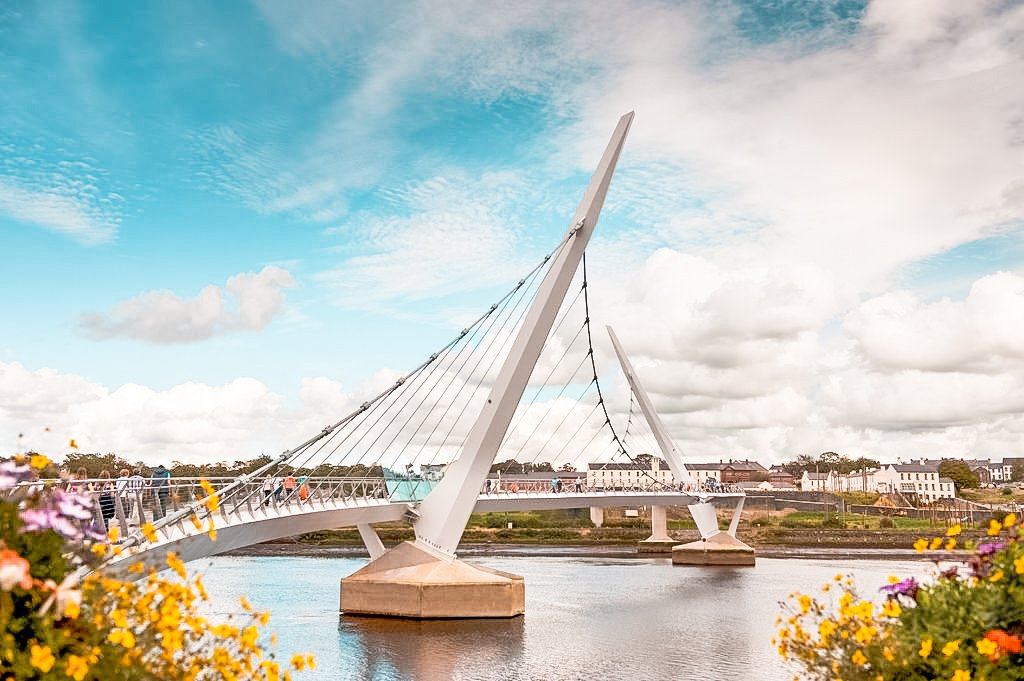 Peace Bridge, Northern Ireland