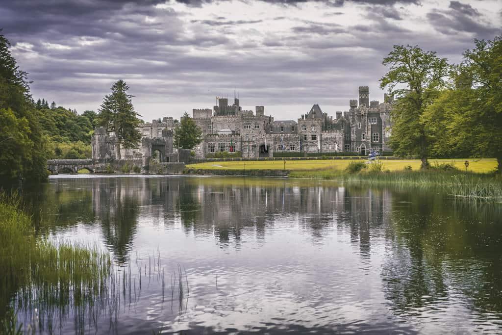 Ashford Castle Hotel, Mayo, Ireland