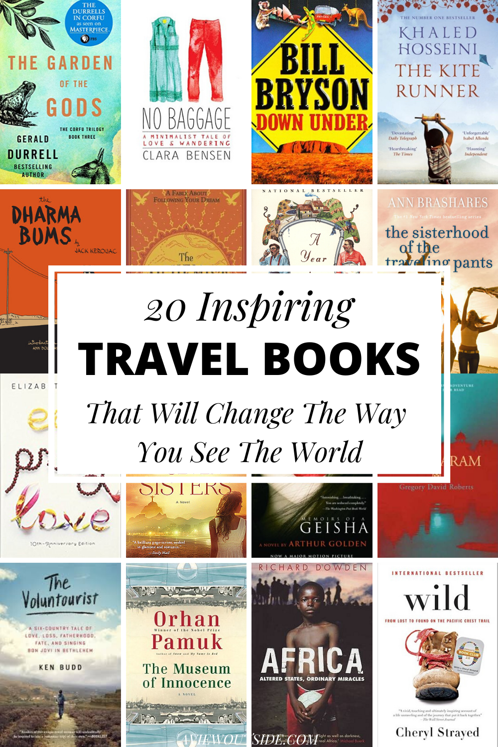 Books About Travel And Self Discovery