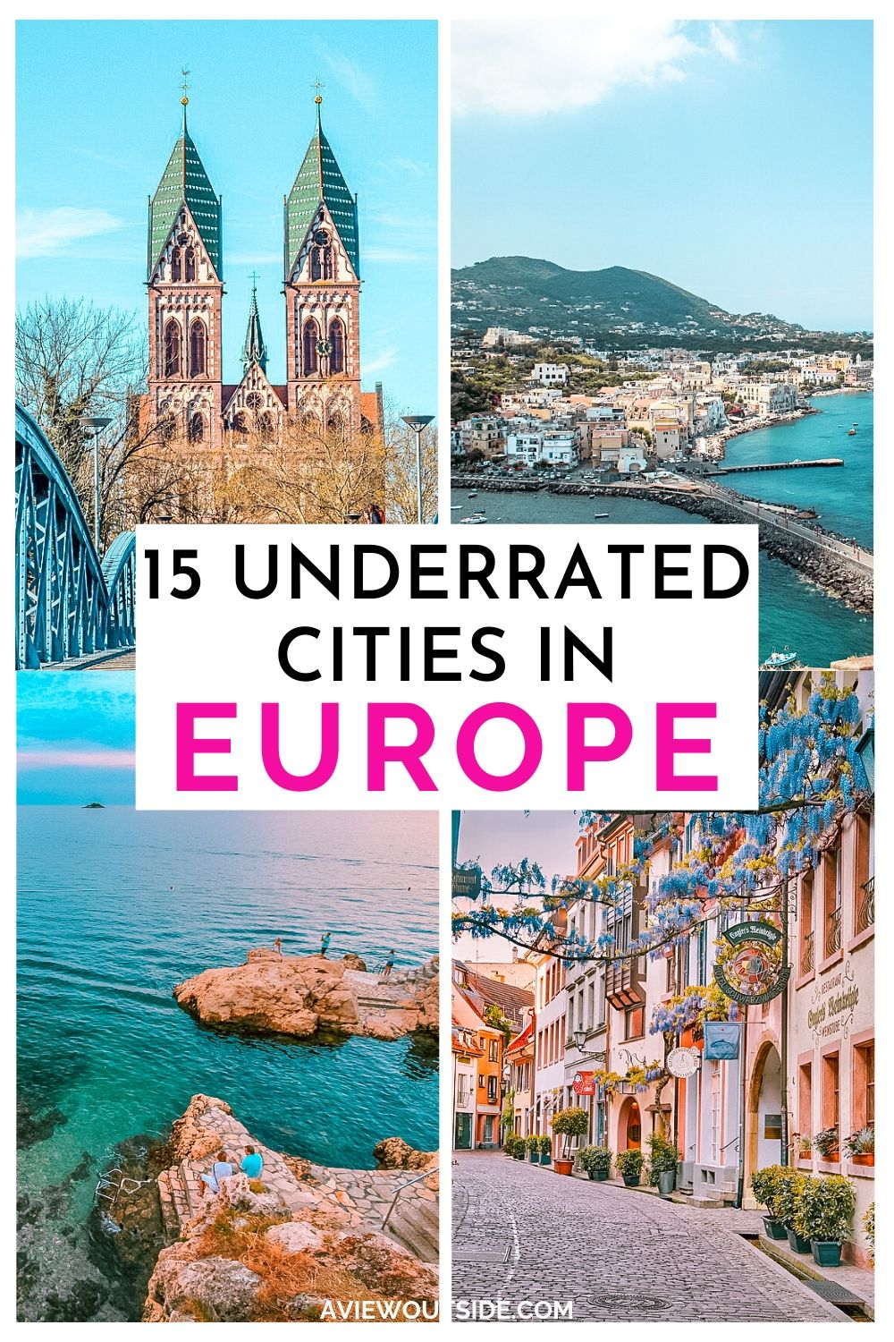 Underrated Cities You Need To Visit In Europe