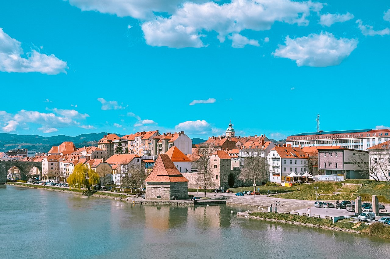 Maribor, Slovenia. Hidden Gems in Europe
